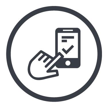 Prüfung mit iOs oder Android möglich