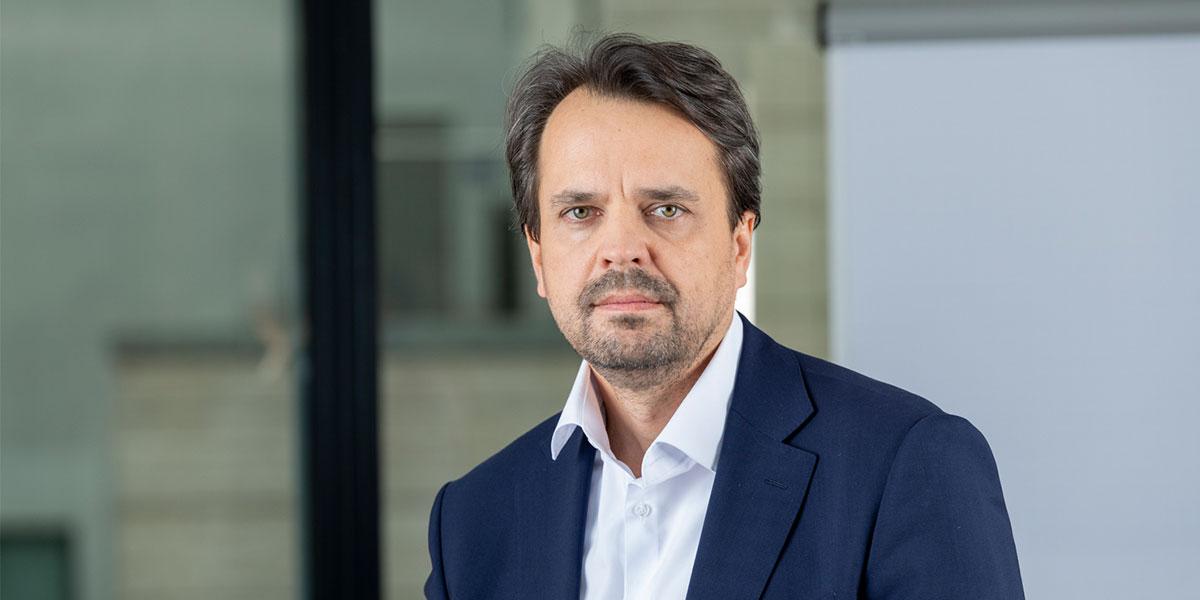 Geschäftsführer Hans-Joachim Guth